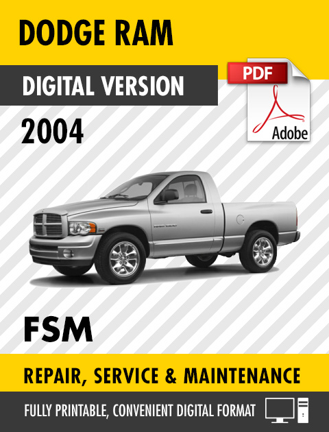 2004 dodge ram truck 1500 2500 3500 4000 dx factory repair dodge ram service manual pdf 2008 dodge ram service manual pdf