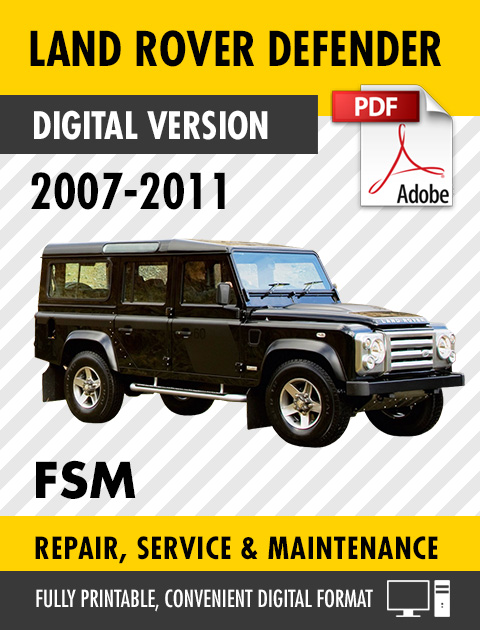 defender puma workshop manual pdf