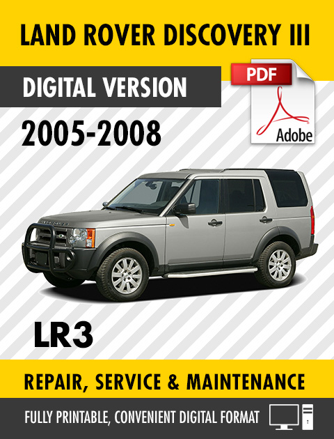 service manual how to fix a 2005 land rover lr3 firing. Black Bedroom Furniture Sets. Home Design Ideas