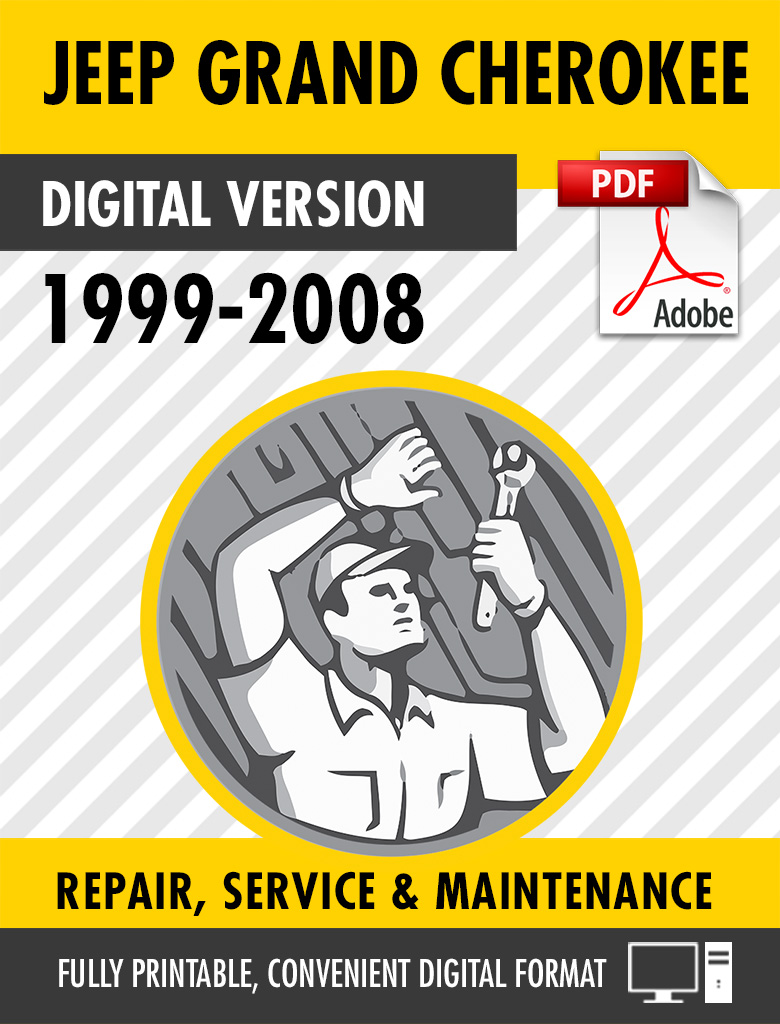 1999 jeep cherokee service manual pdf