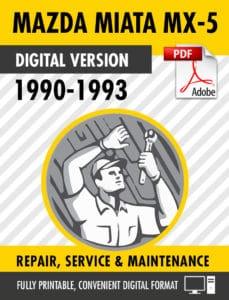 1993 mazda miata service manual pdf