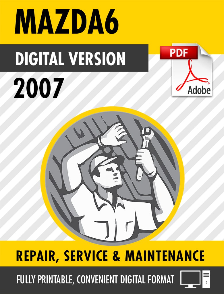 mazda 6 service manual download