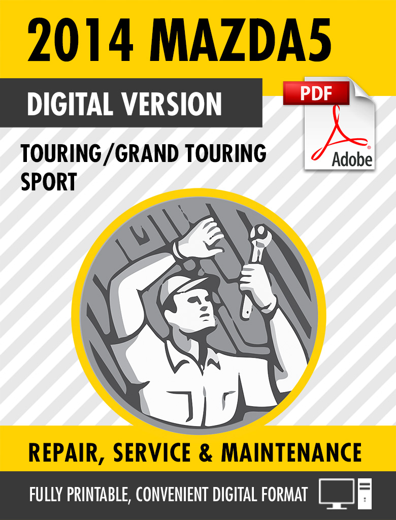 mazda 5 repair manual free download