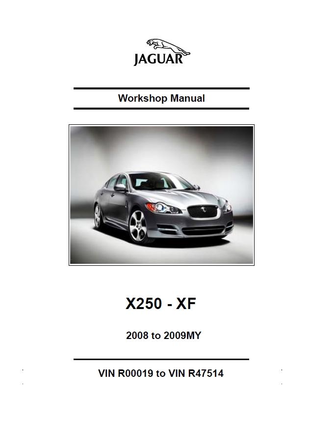Wiring Diagram For Jaguar Xf